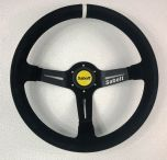 SABELT Volante Speciale Steering Wheel-(Leather) White