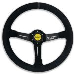 SABELT Volante Speciale Steering Wheel-(Leather) Gray