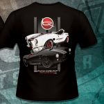 """New Backdraft """"Race"""" Shirt in Black or Charcoal"""