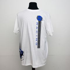 "Backdraft ""Side RT3B"" Shirt in White"