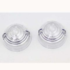 Clear Turn Signal Lens Set
