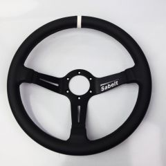 SABELT Volante Speciale Steering Wheel-(Leather)