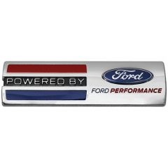 POWERED BY FORD PERFORMANCE BADGE (Pair)