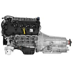 5.0L Coyote Power Module With 6R80 6 Speed Auto Transmission