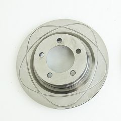 Slotted Rear Rotor