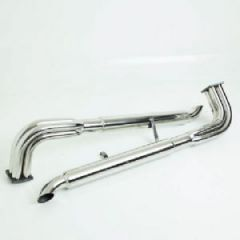 Stainless Steel Exhaust Side Pipes