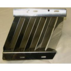 Louvers, Stainless Steel Side Vent-Pair