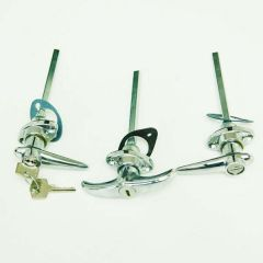 Three Lock Set