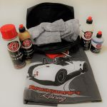 Adams Interior Car Care Kit