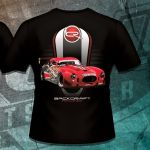 "Backdraft #46 ""Race"" Shirt in Black"