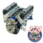 Ford Motorsport 302  Boss crate engine