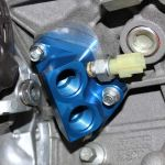 2011-2014 Ford Coyote 5.0L Oil Line Adapter