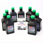 AMSOIL DOMINATOR® 5W-20 Racing Oil Change