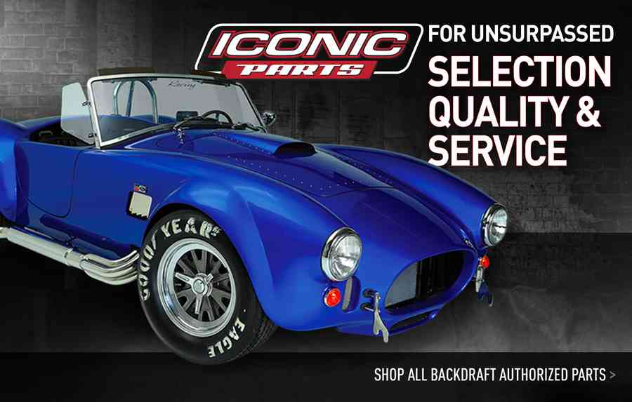 Iconic Parts - Roadster Parts