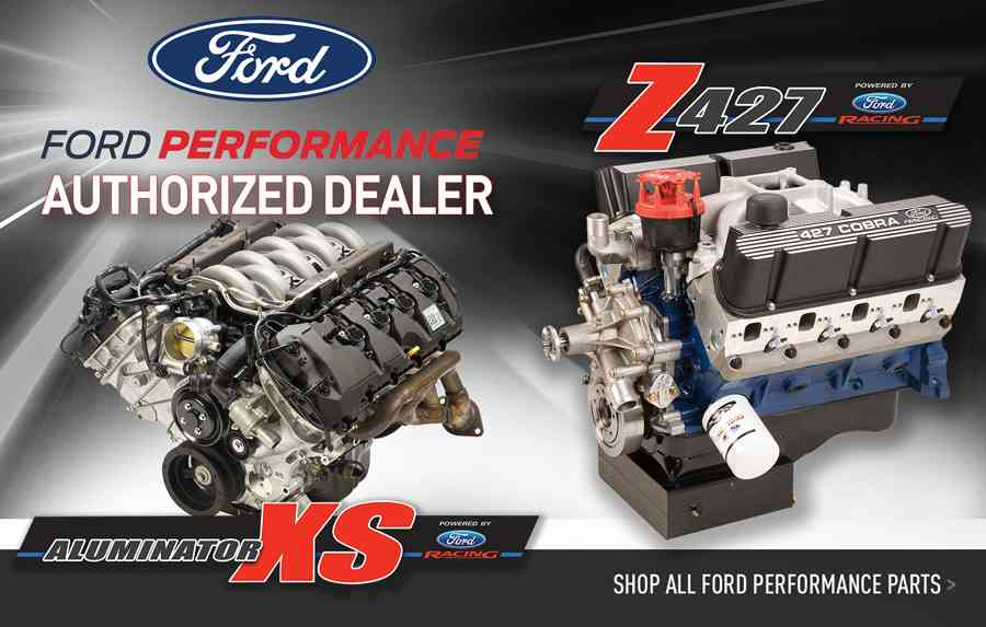 Ford Racing Parts >> Iconic Parts Roadster Parts